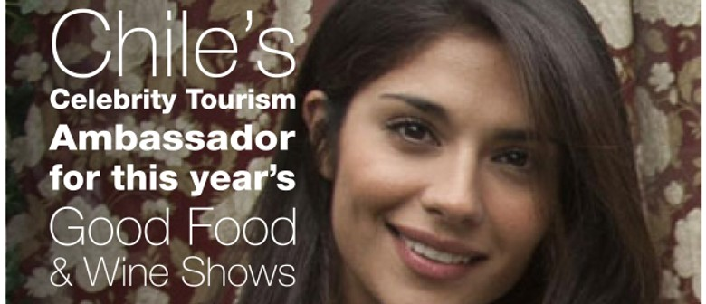 Pia Miller to launch Chile at Melb Good Food & Wine Show