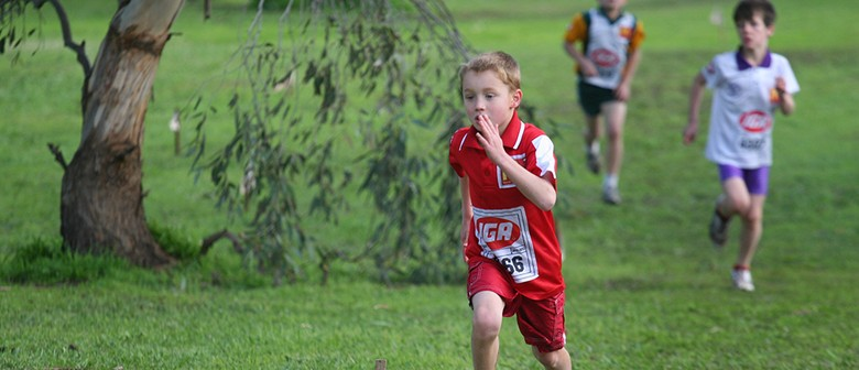 Kids Cross Country Comp - Adelaide Eagles Little Athletics