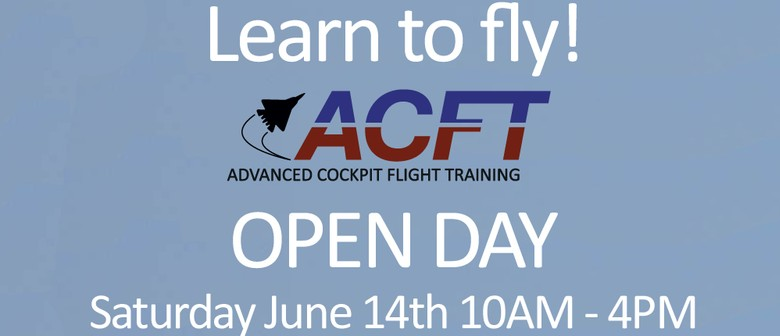 ACFT Learn to Fly Open Day