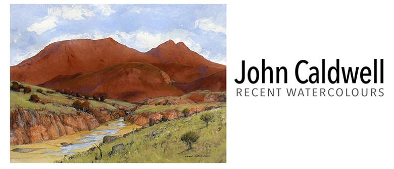 John Caldwell - Recent Watercolours