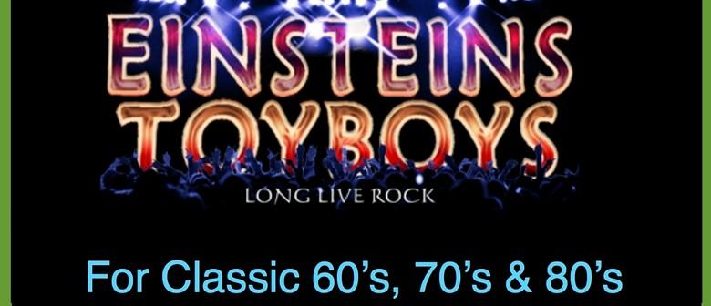 Einsteins Toyboys and Hoodoo Gurus Tribute