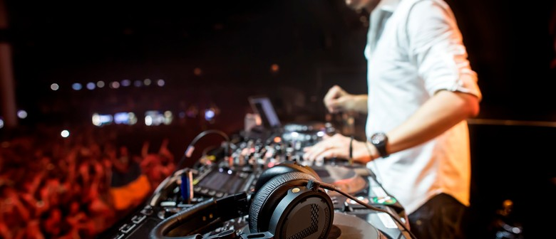Superstar DJ Armin Van Buuren