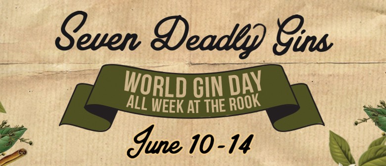 Seven Deadly Gins @ The Rook