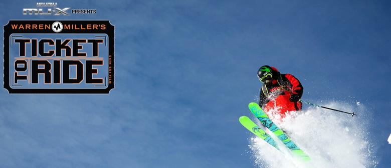 Warren Miller's 64th ski and snowboard film - Ticket to Ride