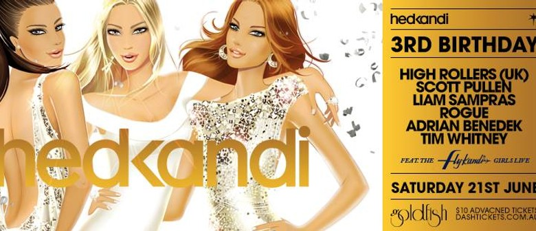 Hed Kandi 3rd Birthday Special