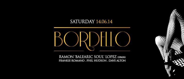 Frankie Romano presents Bordello