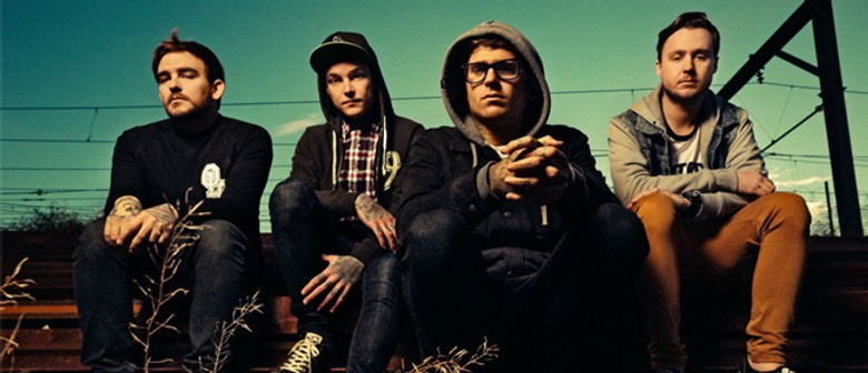 The Amity Affliction: SOLD OUT