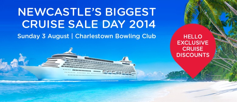 Newcastle's Biggest Cruise Sale Day 2014