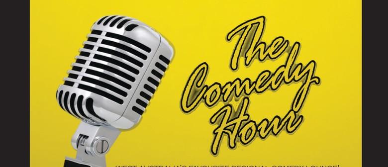 The Comedy Hour - Headlining Chris Franklin
