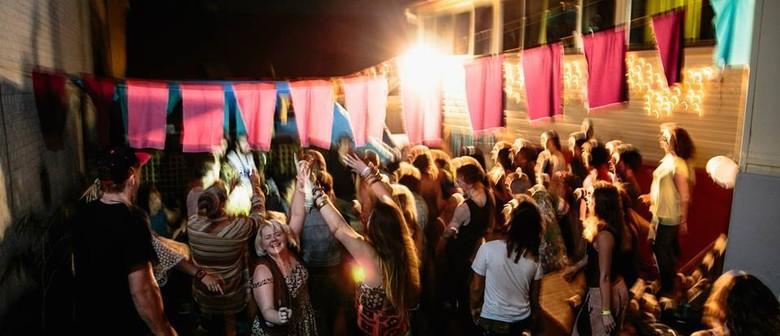July Open Mic Night @ The Rhythm Hut!