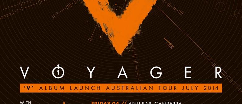 Voyager Album Launch Tour!