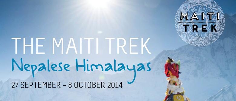 Maiti Trek Information Night