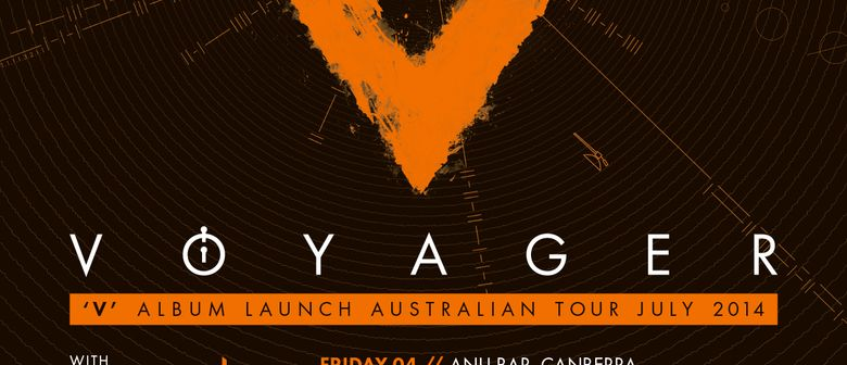 Voyager Album Launch Tour!