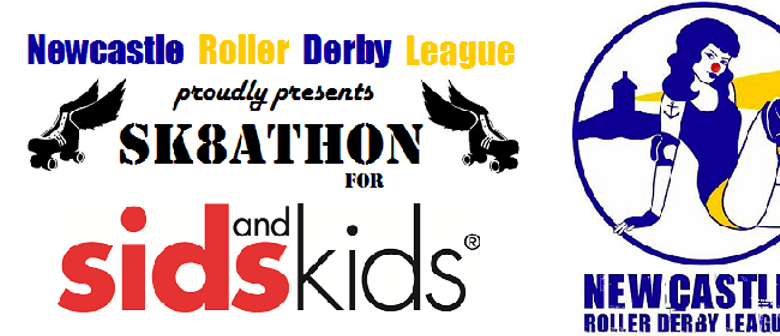 Sk8athon for SIDS & Kids