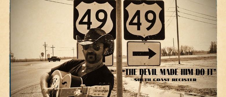 Johnny Cass Delta Blues - Howlin Wolf Bar