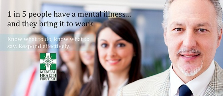 Mental Health First Aid Training Course