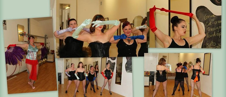 Secrets in Burlesque - Free Taster Classes