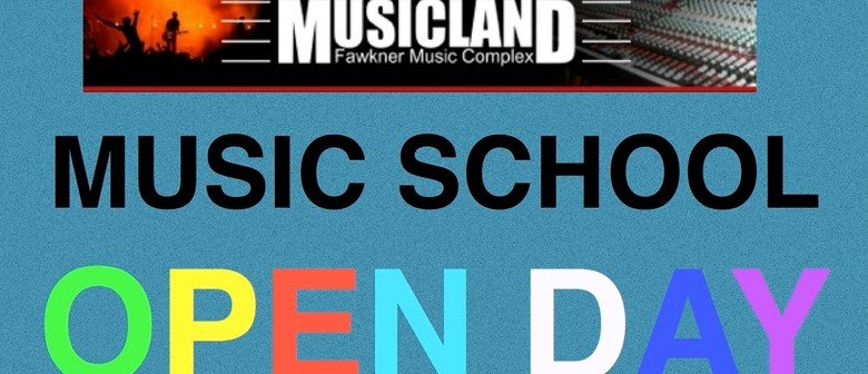 Musicland Music School - Open Day