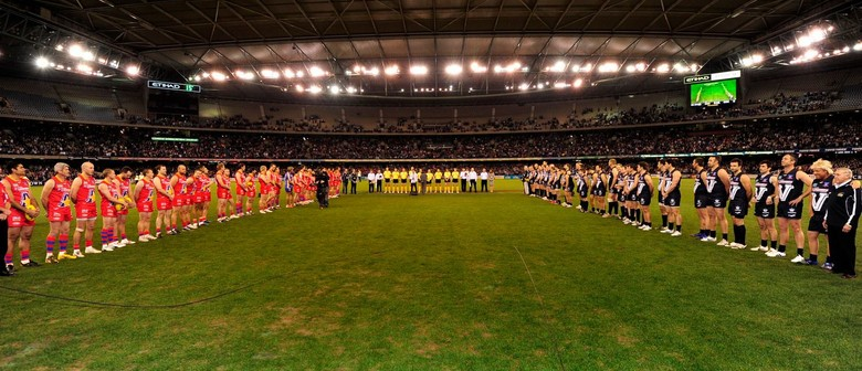 2014 Ray White EJ Whitten Legends Game