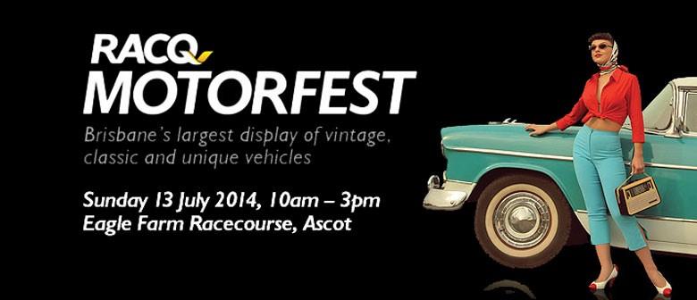 RACQ MotorFest 2014