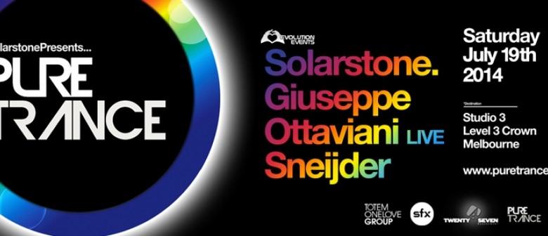 Solarstone, Pure Trance ft Solarstone, Giuseppe Ottaviani