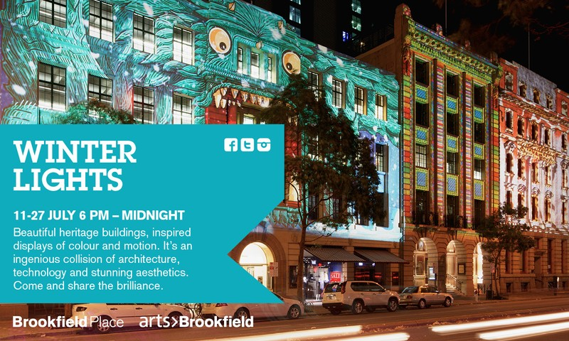 Winter lights perth eventfinda for 137 st georges terrace perth