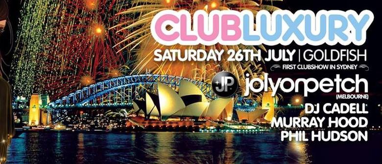 Club Luxury ft. Jolyon Petch