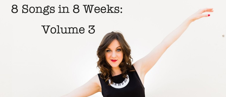 Gillian Cosgriff: 8 Songs In 8 Weeks Volume 3