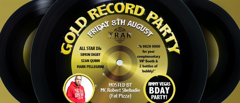 Gold Record Party