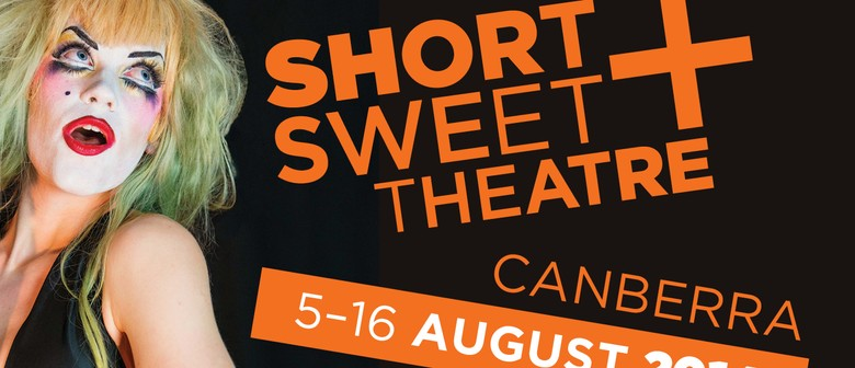 Short & Sweet Canberra Theatre 2014