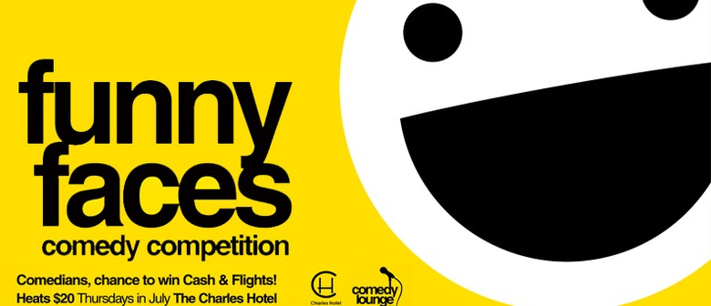 Funny Faces Comedy Competition Final