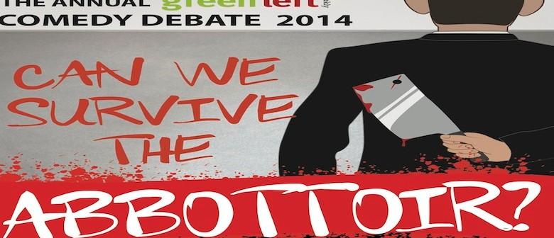 Green Left Weekly Annual Comedy Debate 2014