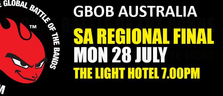 Global Battle of the Bands - SA Regional Final