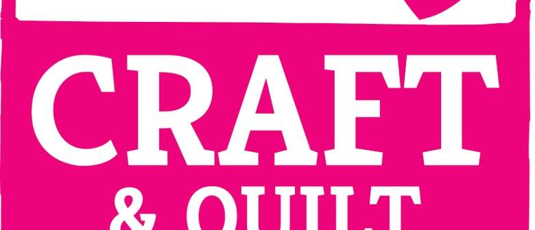 Canberra Craft and Quilt Fair 2014