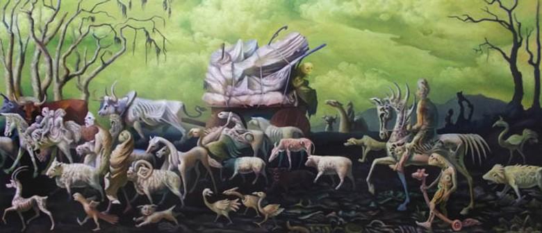 Personal History - Paintings by Elizabeth Barsham
