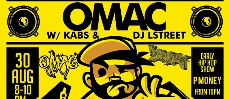 Omac Ft Kabs & the Pshyc Ward & Special Guest Scrawlz