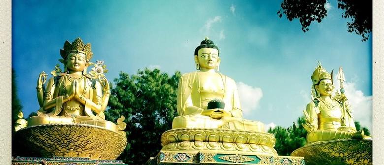 Regular Buddhist Meditation and Talk on Buddhist Topic