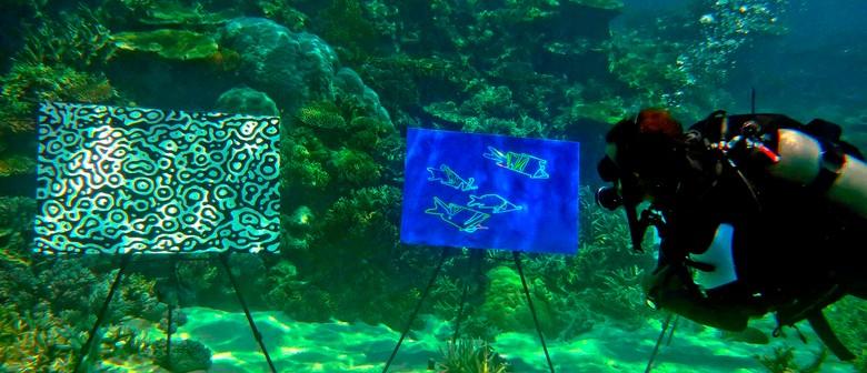 BJ Price Undersea Art Exhibition