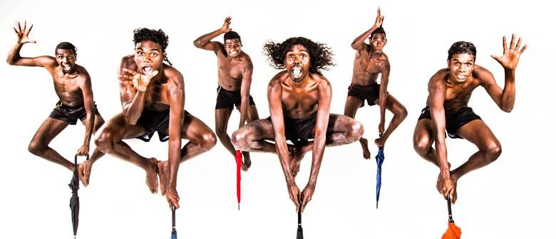 Djuki Mala - The Chooky Dancers