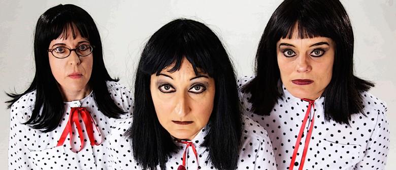 """The Kransky Sisters - """"Piece of Cake"""""""
