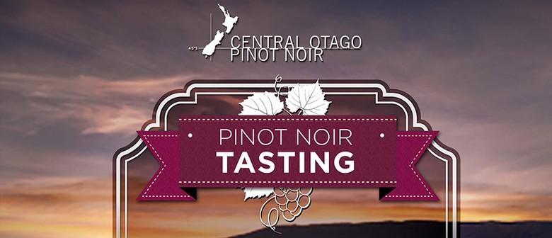 Central Otago Pinot Noir Tasting