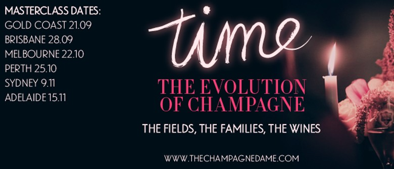 Time: The Evolution of Champagne