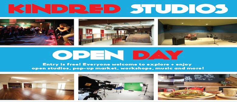Kindred Studios Open Day