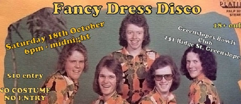 Fancy Dress Disco