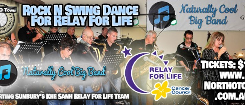 Naturally Cool Big Band Relay for Life Fundraising Dance ...