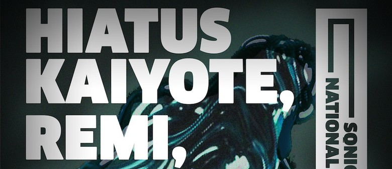 Sonic Architects' National Conference feat. Hiatus Kaiyote