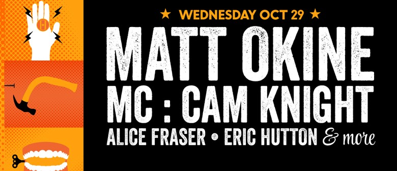 Comedy at the Basement feat. Matt Okine