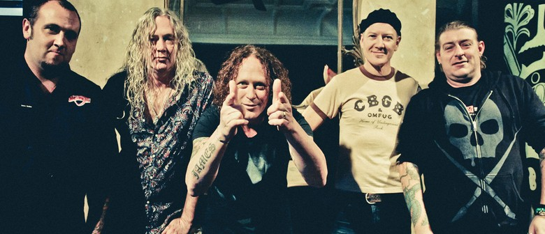 The Screaming Jets - 'Atomic 47' 25th Anniversary Tour