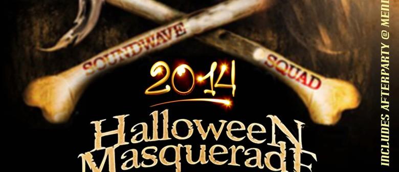 Halloween Masquerade Latin Cruise 2014