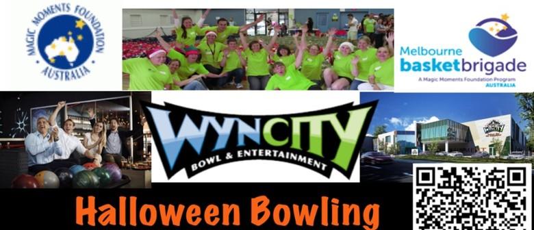 Halloween Bowling Fundraiser